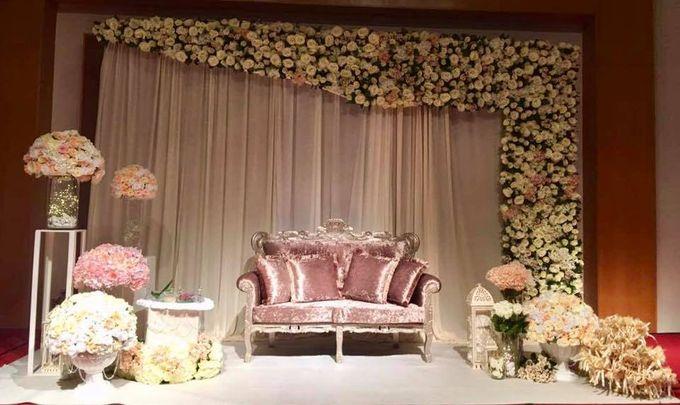 Kuala Lumpur Wedding Decorations by MEB Entertainments - 004
