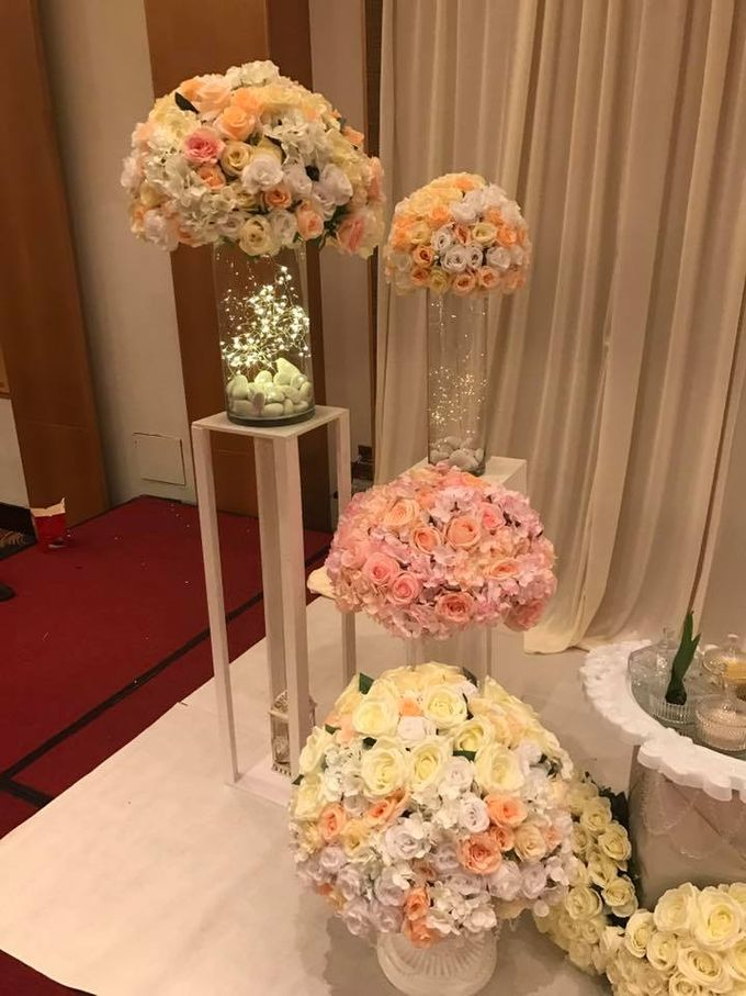Kuala Lumpur Wedding Decorations by MEB Entertainments - 005