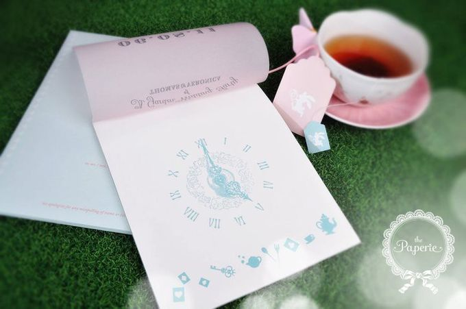 Tea Party Themed by The Paperie - 006