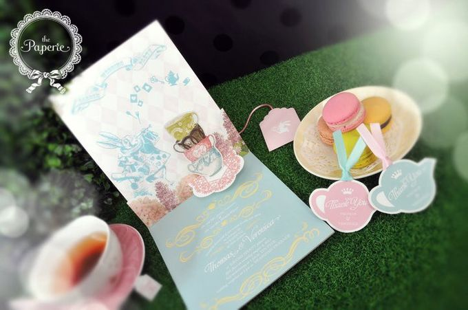 Tea Party Themed by The Paperie - 007