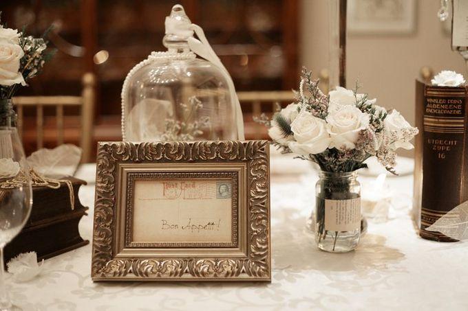 'Eloquence' by Tea Rose Wedding Designer - 017