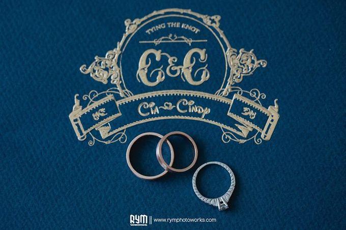 Cia & Cindy wedding day by The Wedding Atelier - 017