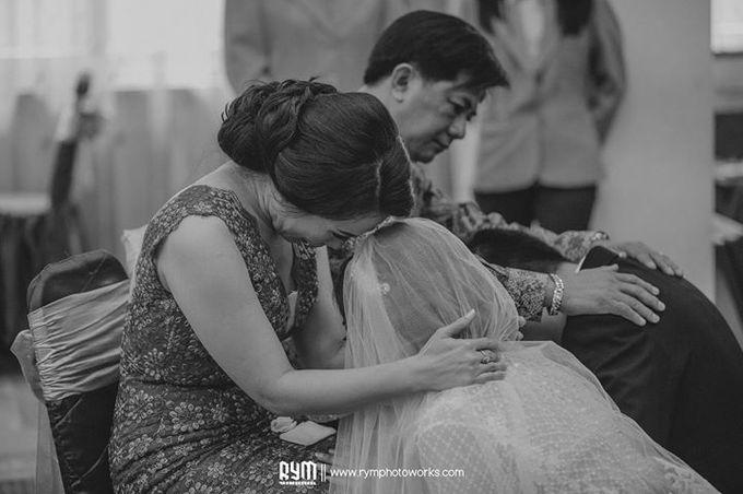 Cia & Cindy wedding day by The Wedding Atelier - 015