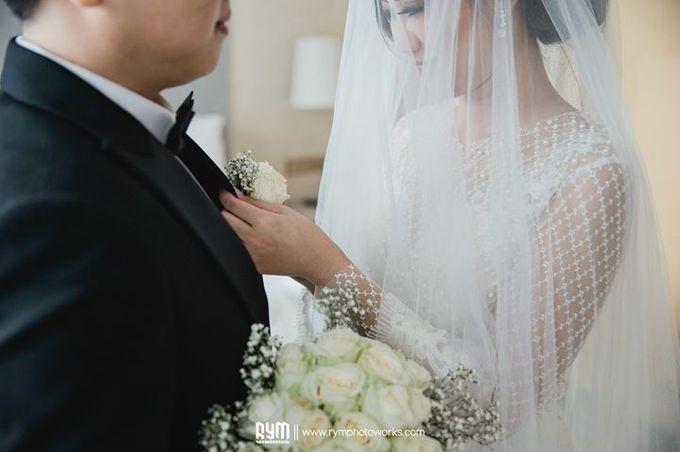 Cia & Cindy wedding day by The Wedding Atelier - 029