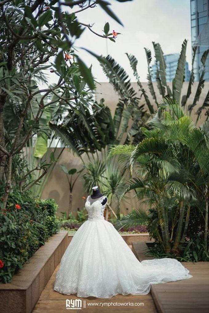 Cia & Cindy wedding day by The Wedding Atelier - 012