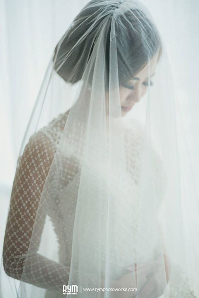 Cia & Cindy wedding day by The Wedding Atelier - 005