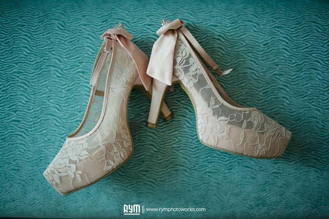 Cia & Cindy wedding day by The Wedding Atelier - 001