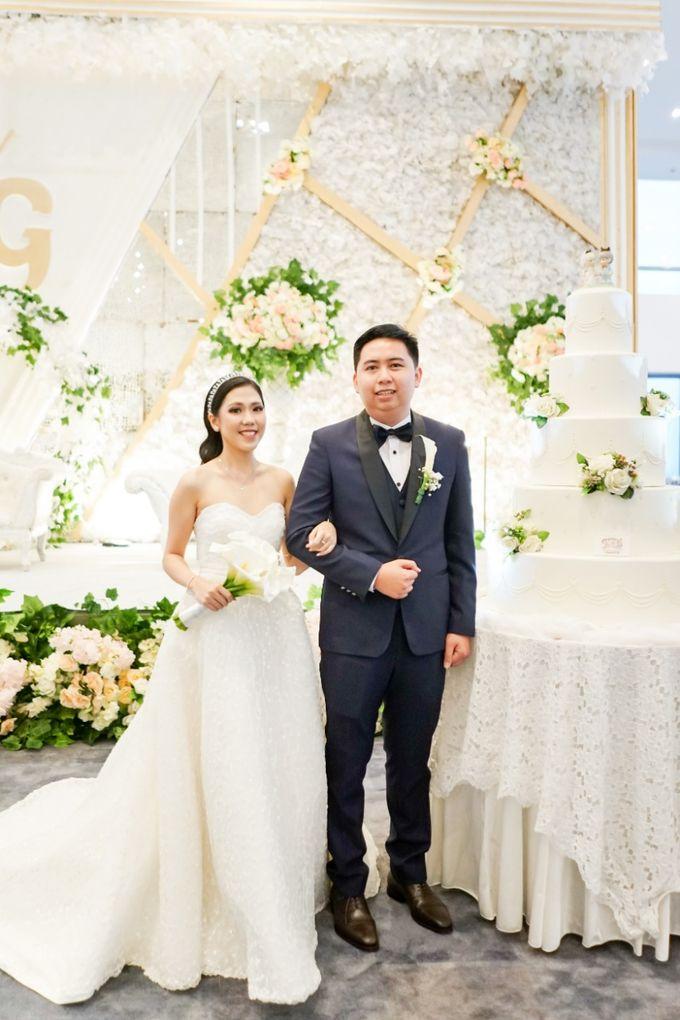 Wedding Of Sastra & Gracia (Green) by Ohana Enterprise - 025