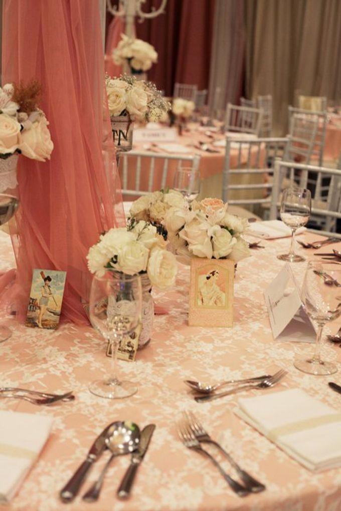our kind of pink by Tea Rose Wedding Designer - 013