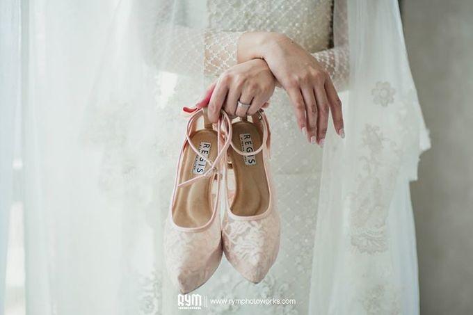 Cia & Cindy wedding day by The Wedding Atelier - 004