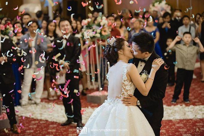 Cia & Cindy wedding day by The Wedding Atelier - 038