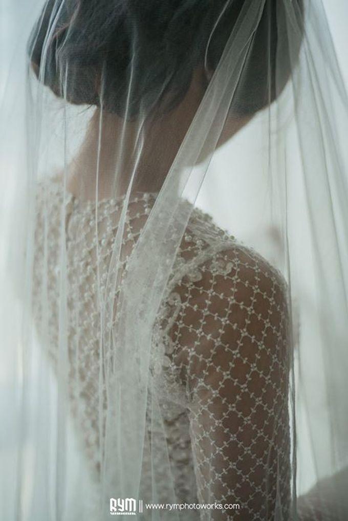 Cia & Cindy wedding day by The Wedding Atelier - 006