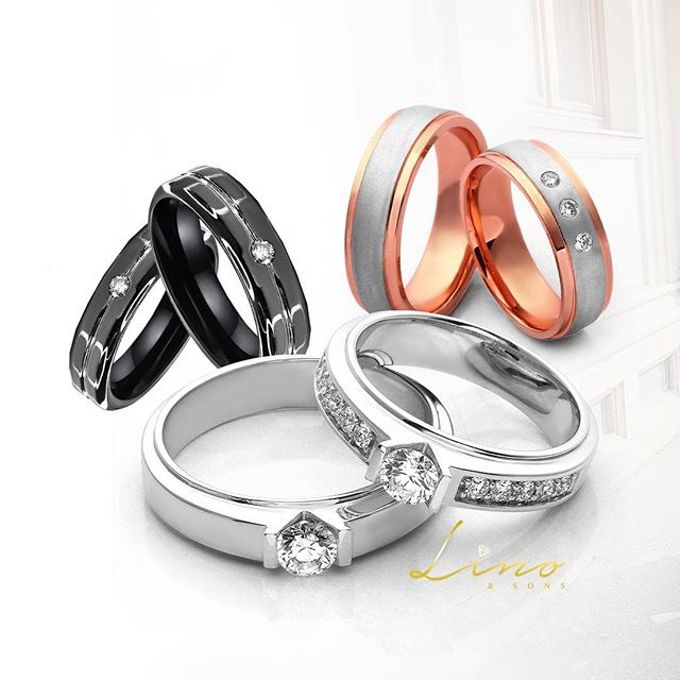 WEDDING RING by Lino and Sons - 037