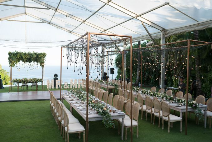 The Wedding of Shawn & Janet by Bali Yes Florist - 009