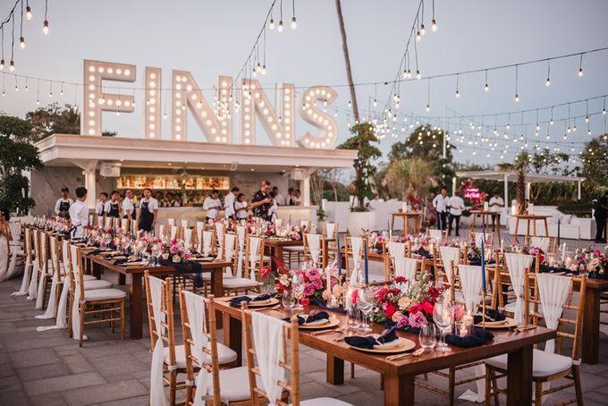 Wedding Niken & Luke by Bali Izatta Wedding Planner & Wedding Florist Decorator - 010