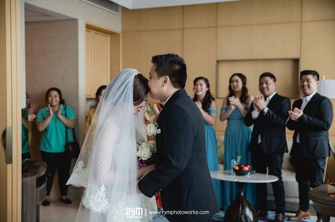 Cia & Cindy wedding day by The Wedding Atelier - 032