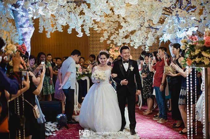Cia & Cindy wedding day by The Wedding Atelier - 037