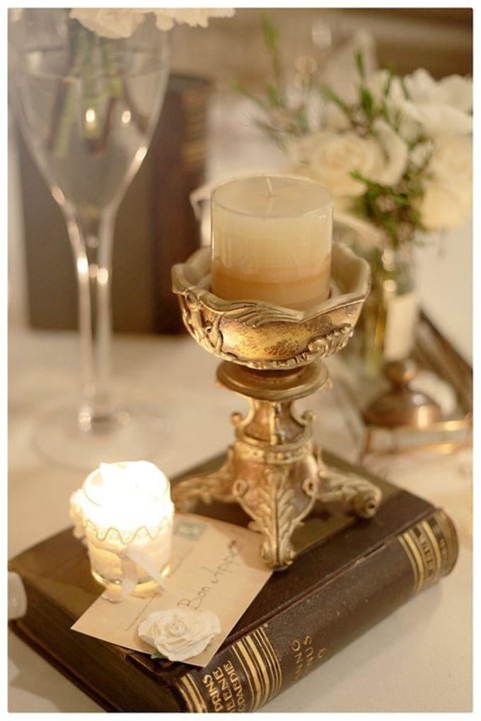 'Eloquence' by Tea Rose Wedding Designer - 004