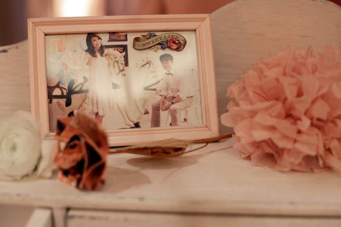 our kind of pink by Tea Rose Wedding Designer - 020