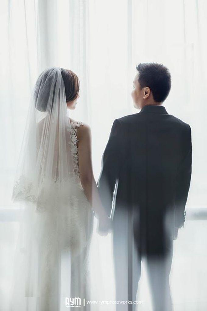 Cia & Cindy wedding day by The Wedding Atelier - 033
