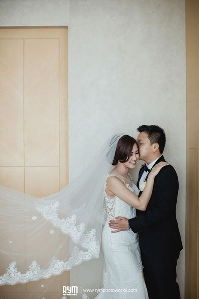 Cia & Cindy wedding day by The Wedding Atelier - 035