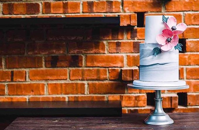 Wedding Cakes by The Quirky Taste - 025