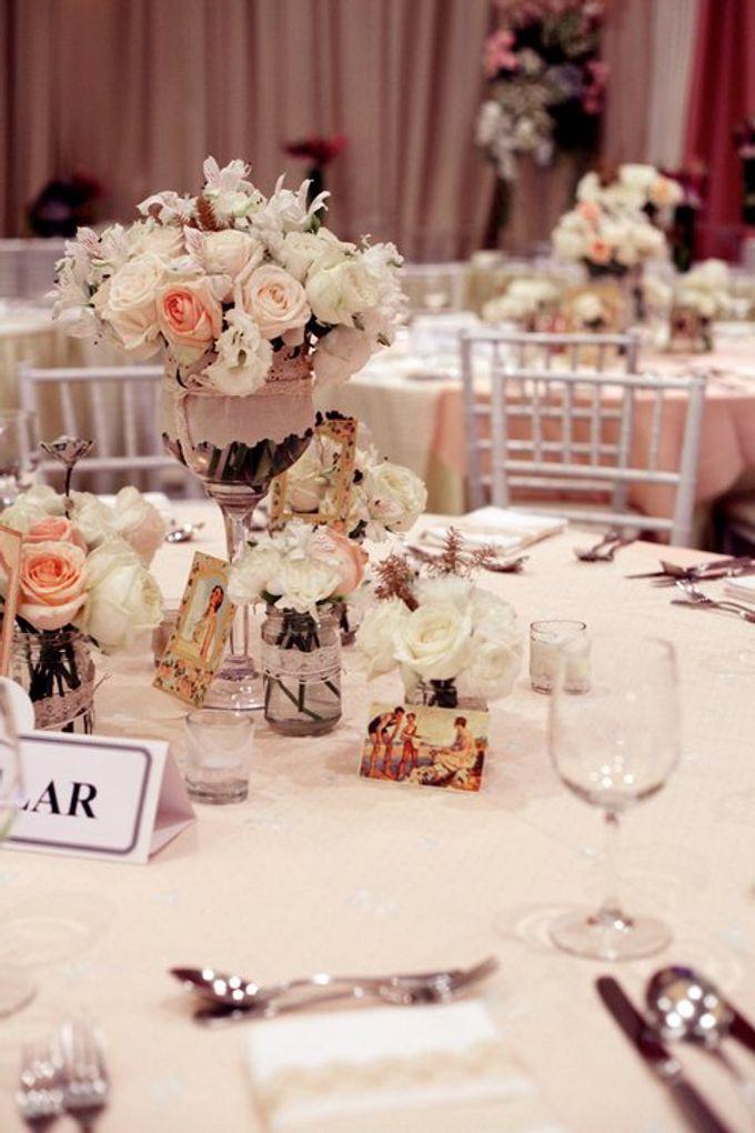 our kind of pink by Tea Rose Wedding Designer - 022