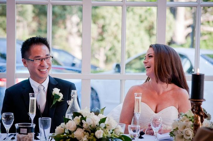 Dandenong Mountains Wedding by Innicka Dee Cakes - 016