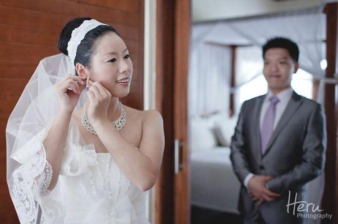 Hong Zhuangmin & Feng Xiaohua by Heru Photography - 006