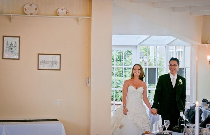 Dandenong Mountains Wedding by Innicka Dee Cakes - 017