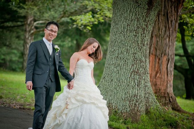 Dandenong Mountains Wedding by Innicka Dee Cakes - 018