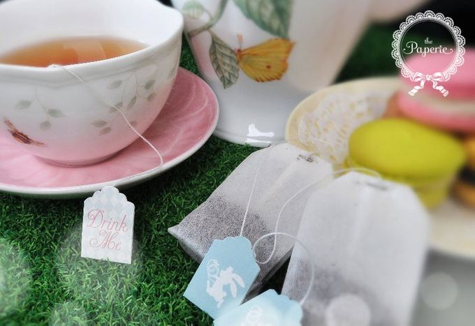 Tea Party Themed by The Paperie - 008