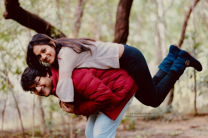 Pre Wedding Shoot by GP PRODUCTION - 005