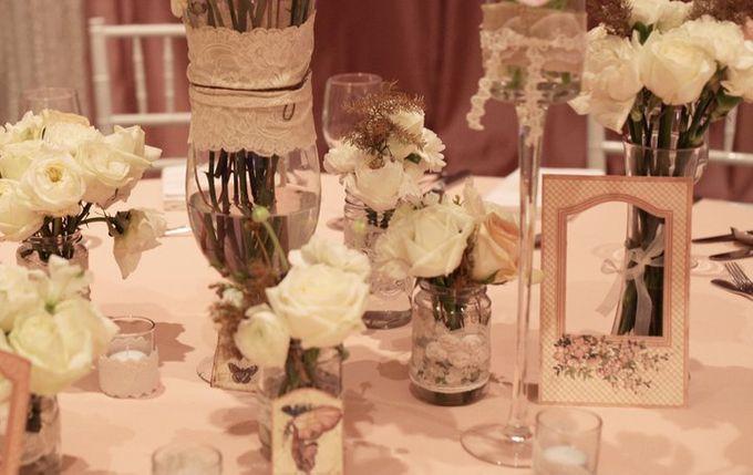 our kind of pink by Tea Rose Wedding Designer - 024