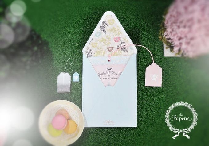 Tea Party Themed by The Paperie - 009
