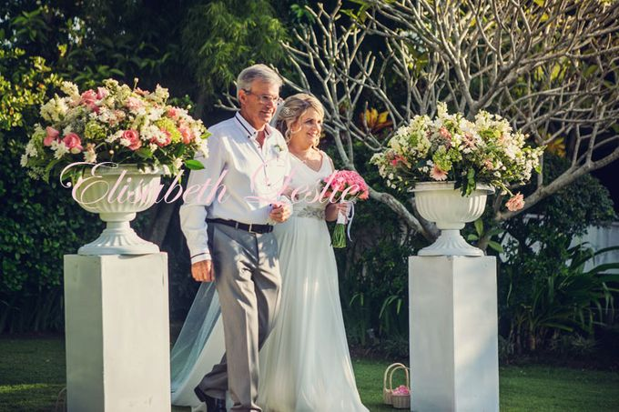 Intimate Private Villa Wedding by Bali Wedding Assistant - 008