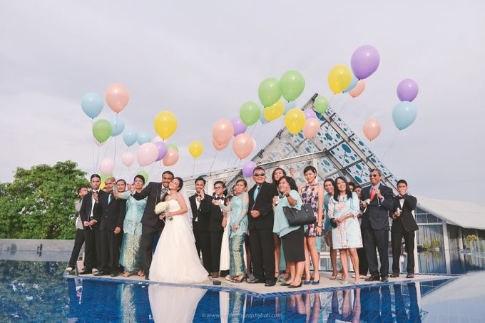 Andy & Dini - Wedding in Bali by AT Photography Bali - 021