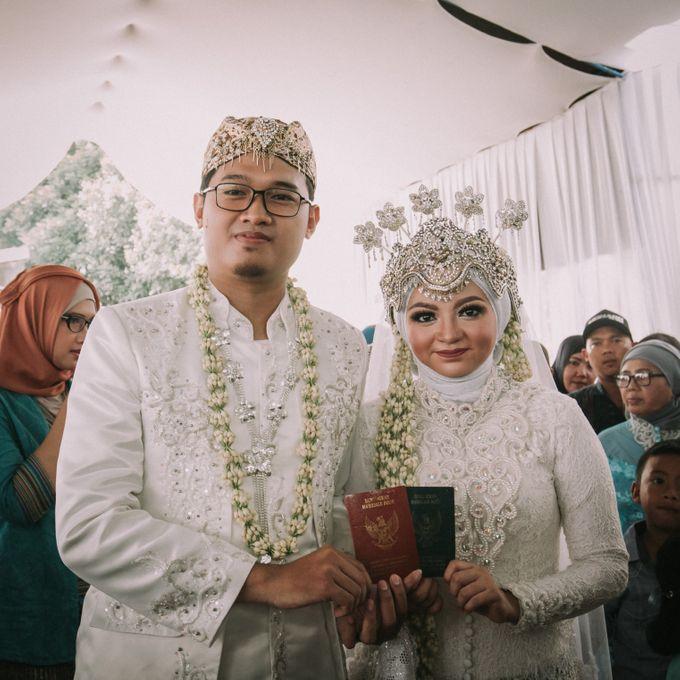 Mutia & Arief Wedding by Kanva Pictura - 022