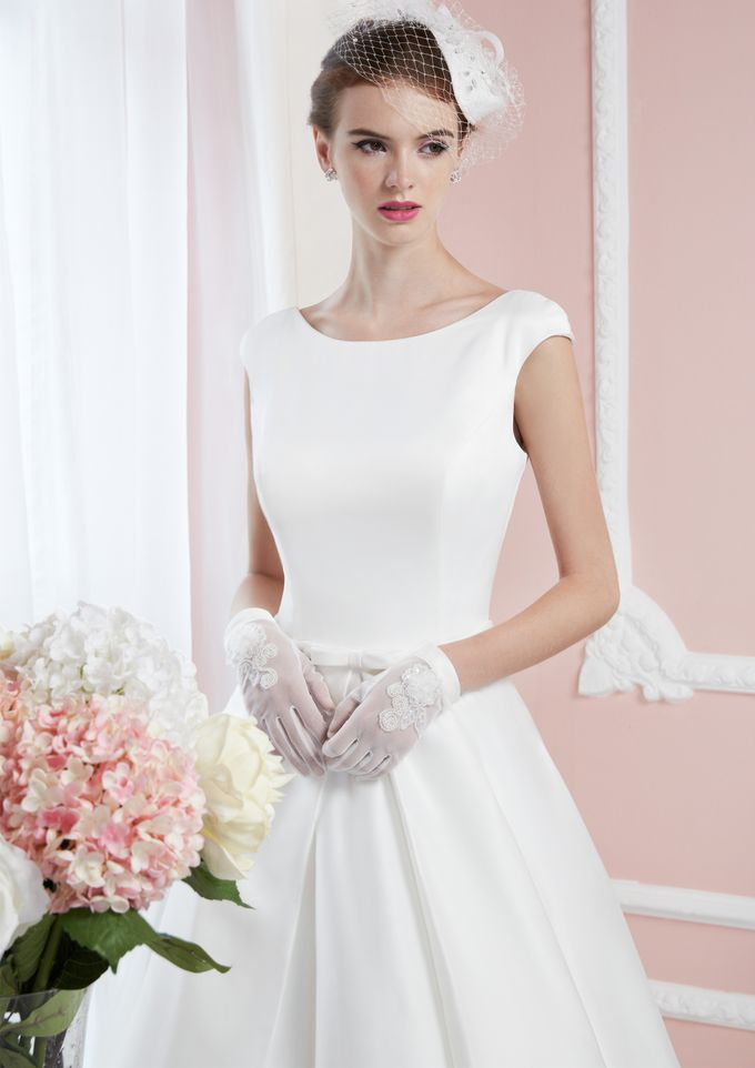 Pink & Audrey Wedding Collection by Digio Bridal - 020