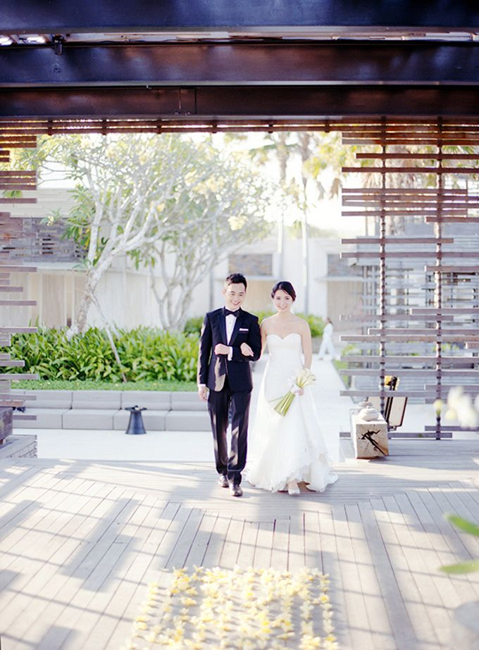 A very personal wedding by Nathan Wu Photography - 037