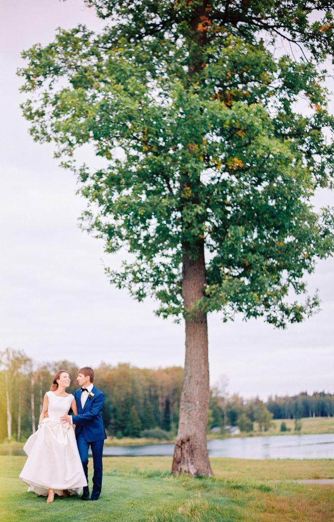 Golf club wedding for Nikolay and Kristina by BMWedding - 022