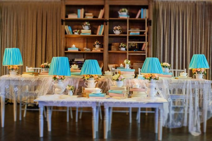 Tiffany Wedding by Caramel Events - 018