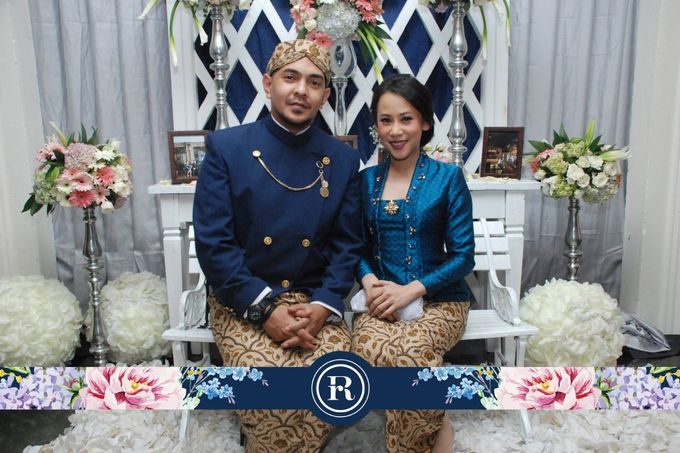 Wedding Of Rima & Rizky by Vivre Pictures - 004