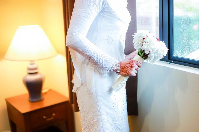 Zuhairah & Fuad by The Rafflesia Wedding & Portraiture - 016