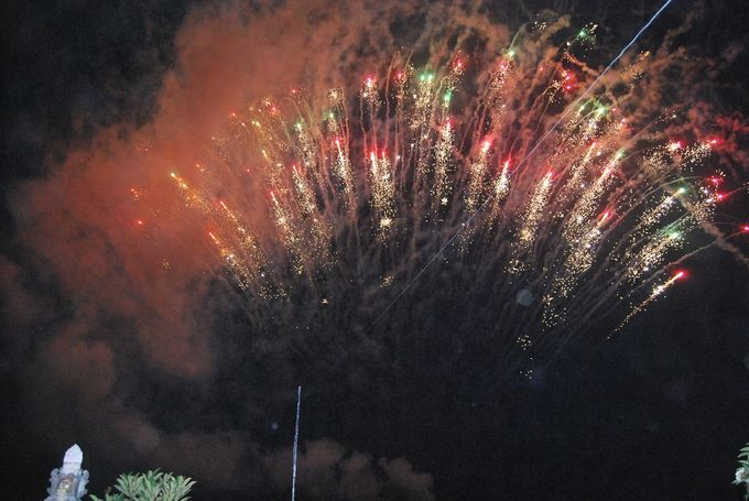 Fire works and lighting by Bali Angels - 018