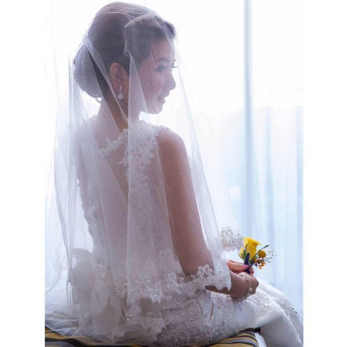 My amazing dream wedding by SS Florist - 020