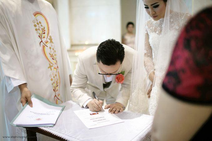 THE WEDDING OF RICHARD & LYDIA by Cynthia Kusuma - 022