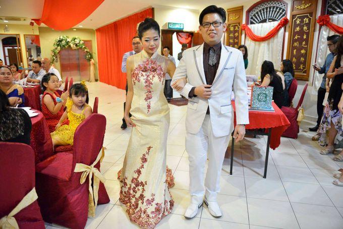 Cindy & Jason by Faith Wedding Event - 024