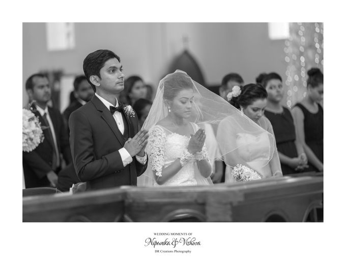 Wedding of Nipunika & Vishwa by DR Creations - 016