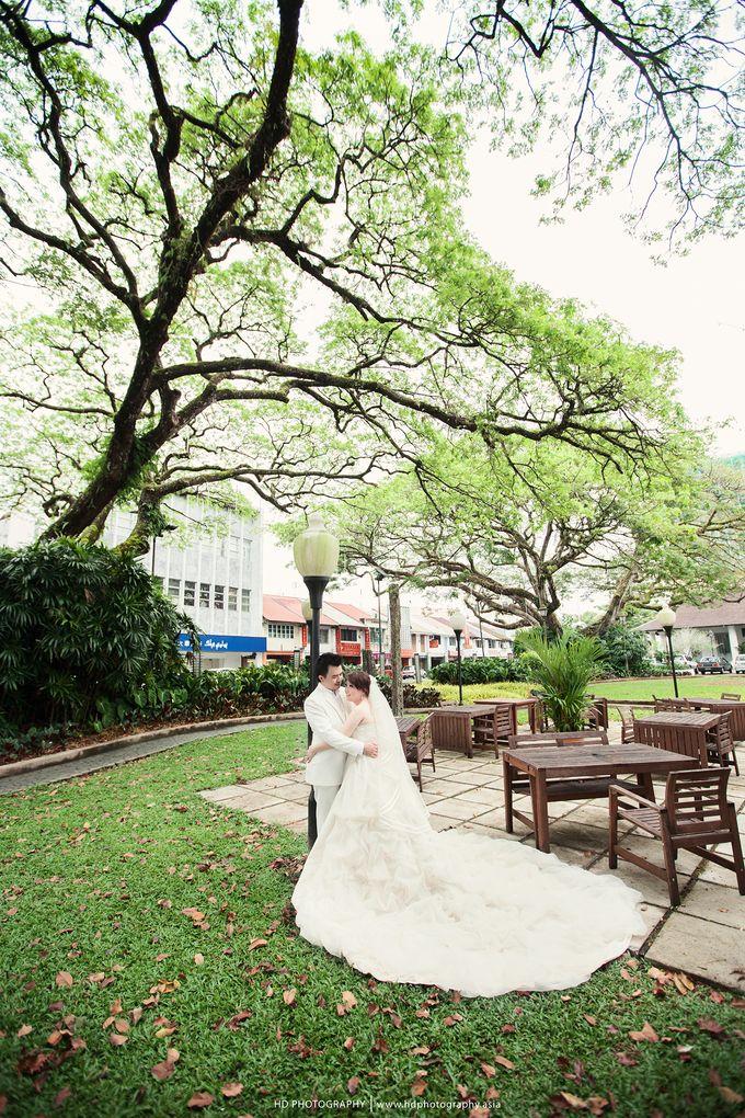 Rizky & Yeni Pre-Wedding by HD Photography - 015